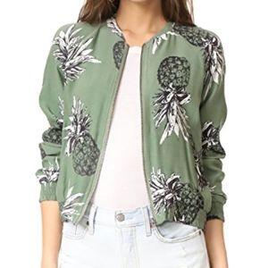 BB Dakota Delaney bomber jacket